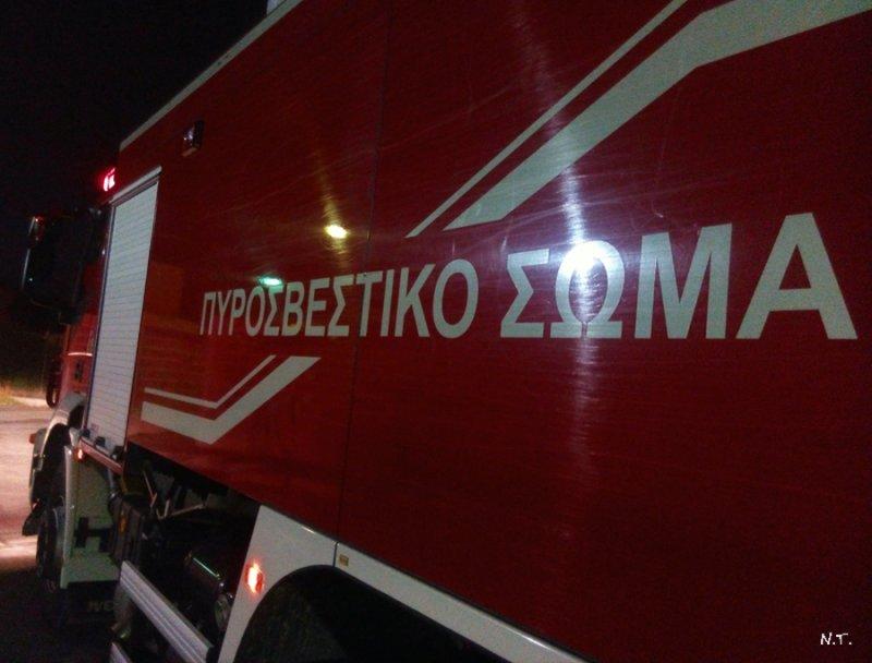 Ξάνθη: Πυρκαγιά στο Κουτσό - Κινητοποιήθηκαν 8 πυροσβέστες