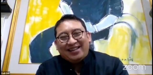 Boni Hargens Klaim Kantongi Nama Pengudeta Presiden, Fadli Zon: Sedang Cari Nomor Punggung Ya?