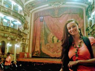Sala de Espetáculos do Teatro Amazonas - Manaus