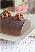 tarta mousse de chocolate negro, receta sin horno, tarta mousse de chocolate con leche