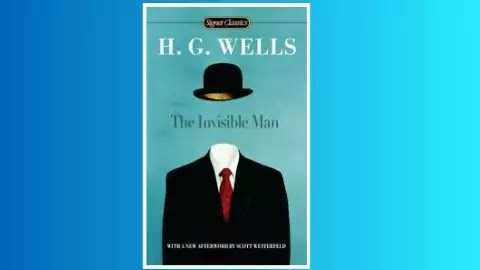 The Invisible Man Pdf by H. G. Wells Free Download
