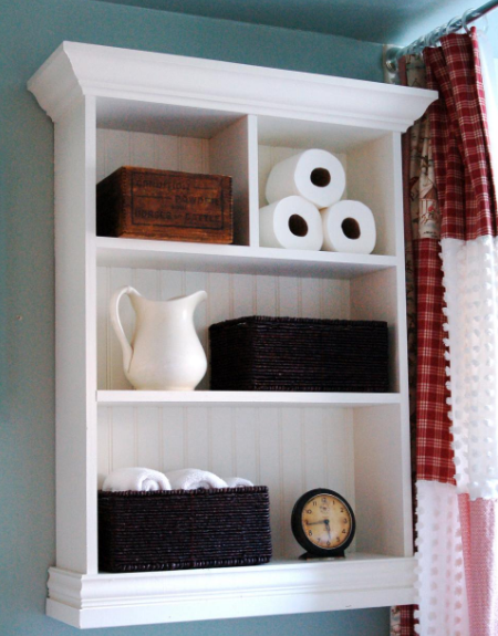 STORAGE SOLUTIONS FOR YOUR BATHROOM