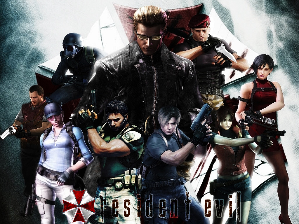 The Grand Chaos Jogos Cl Ssicos Resident Evil