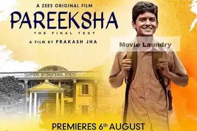 Pareeksha (2020) movie review.