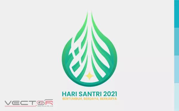 Hari Santri 2021 RMI-NU Logo - Download Vector File SVG (Scalable Vector Graphics)