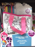 MLP Store Finds - Colour Your Own Tote Bag