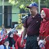 Danrem Bersama Ketua Persit KCK Koorcab Rem 141 PD XIV/Hsn, Silaturahmi Dan Senam