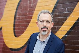 Nick Gadd, author bio photo