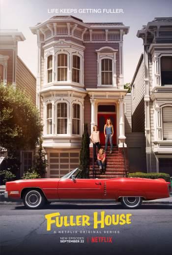 Fuller House 3ª Temporada Torrent – WEB-DL 720p/1080p Dual Áudio