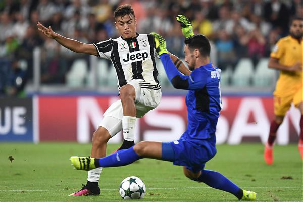 Calcio. Champions: la Juve pareggia senza reti col Siviglia