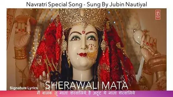 Main Balak Tu Mata Lyrics in Hindi and English - JUBIN NAUTIYAL