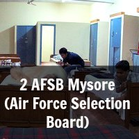 2 AFSB Mysore (Air Force Selection Board)