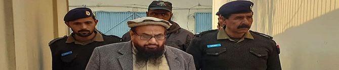 Pak Anti-Terrorism Court Jails Terrorist Hafiz Saeed's 5 Aides In Terror Financing Case