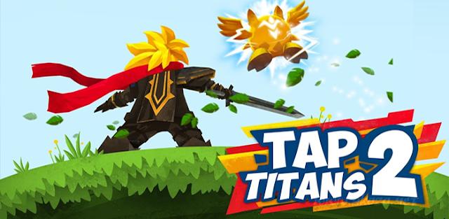 Tap Titans 2 v2.5.1 Mod Apk Terbaru Gratis (Unlimited Money)