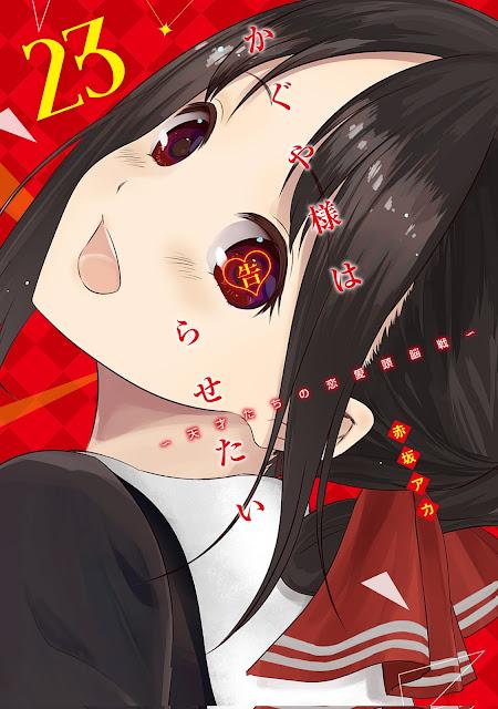 El manga Kaguya-sama: Love Is War inicia su arco final.