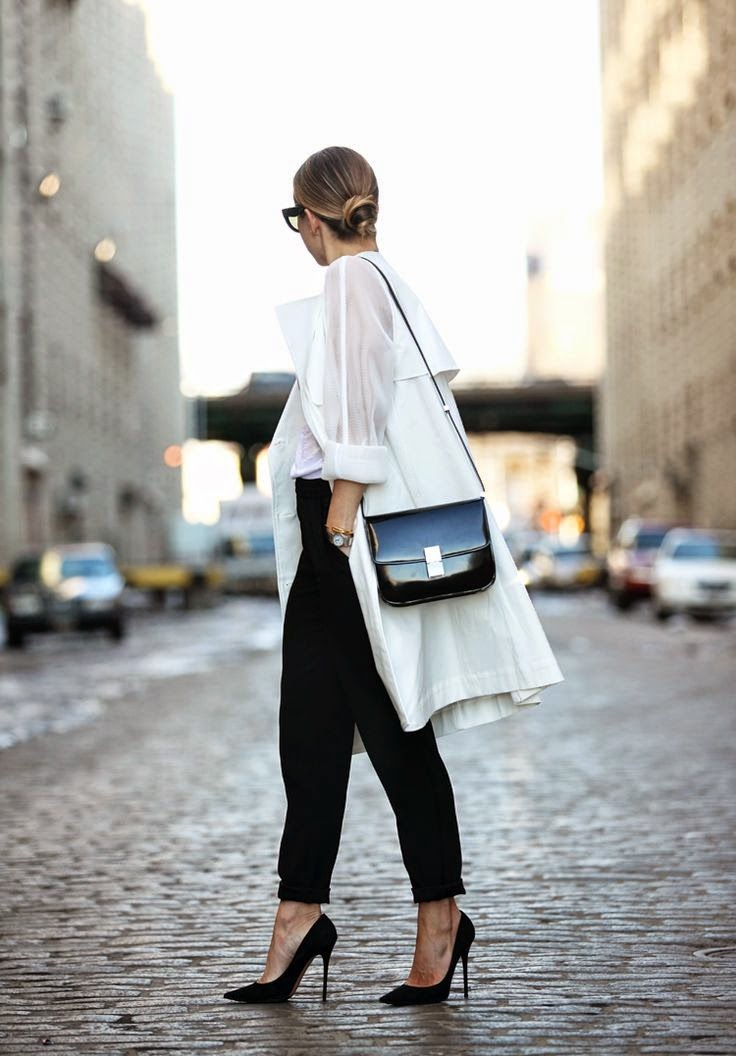 Trend Inspiration Sartorial Street Style Fashion