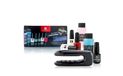RED CARPET MANICURE - Gel Polish Portable Starter Kit