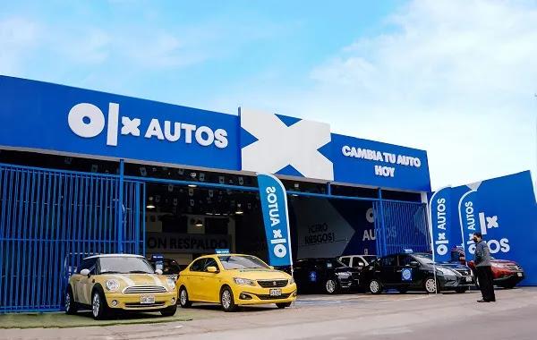 OLX AUTOS TIENDA EN PERU