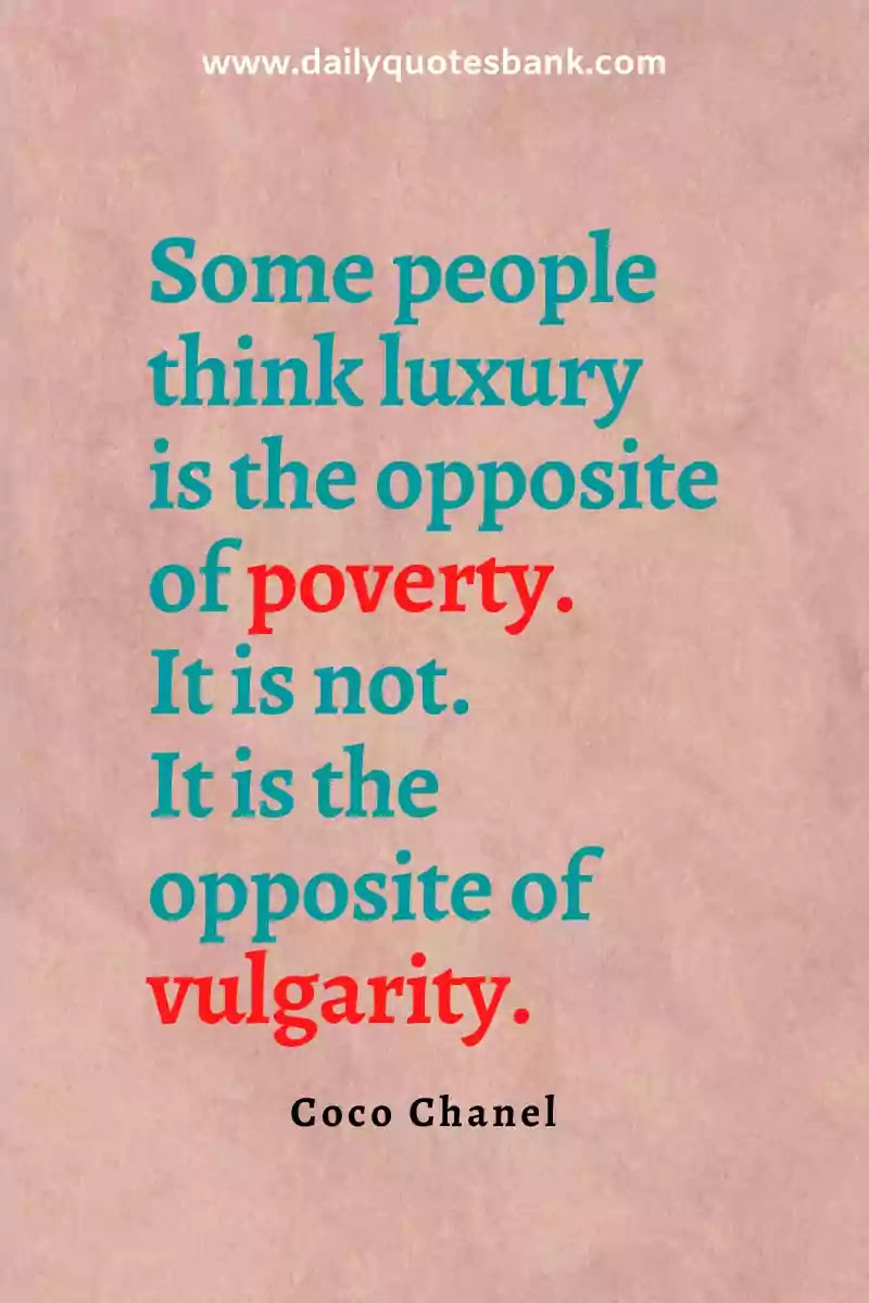 Best Quotes About Poverty