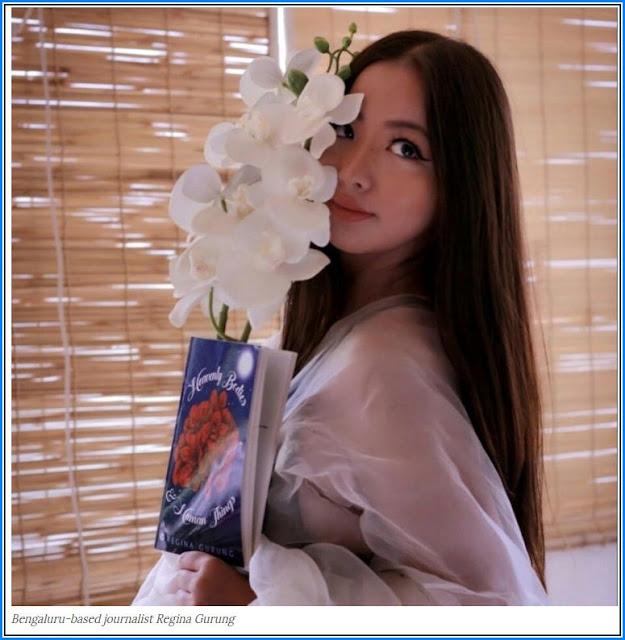 Darjeeling native Journalist Regina Gurung releases debut book in Bengaluru