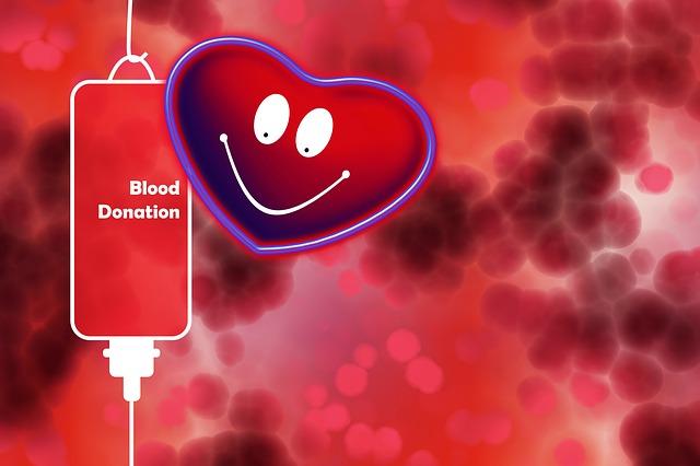 فوائد التبرع بالدم واهميته