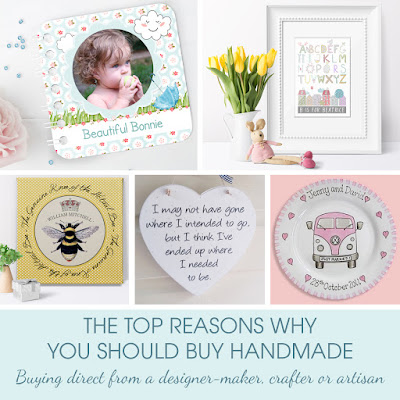 The top reasons why you should buy handmade