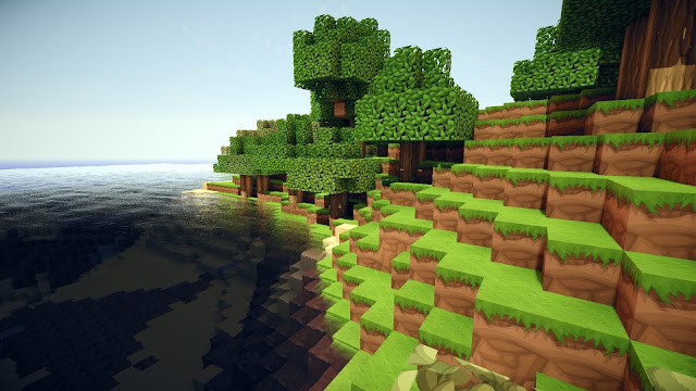 Cool Minecraft backgrounds 3