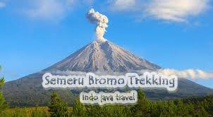 Semeru Trekking Bromo Tour Package 4 Days