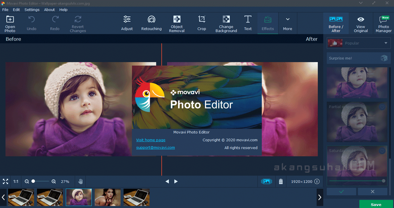 Download Movavi Photo Editor Final Latest Version