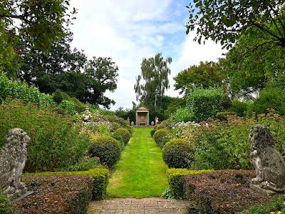 The Laskett Gardens, Jardín