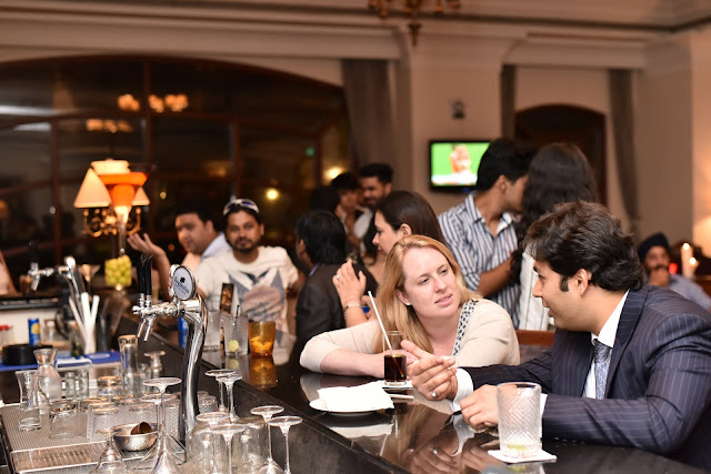 Noida Diary: Guests having a Good Time at The Launch Party of Delhi Milonga
