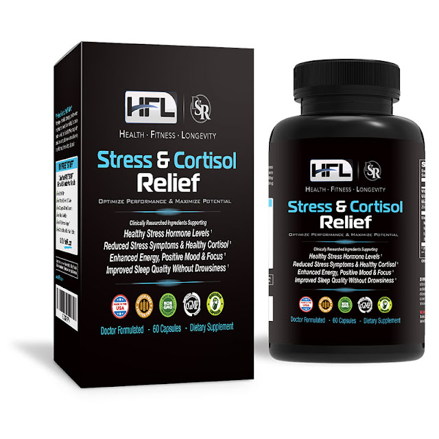 HFL Stress and Cortisol Relief