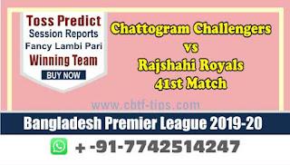 Today CCH vs RAR Fantasy 11 sure Team Prediction