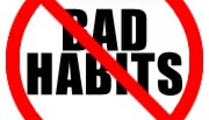 Bad Habits are costing you a Fortune!
