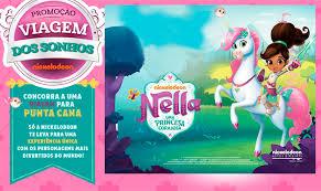 Promoção Viagem Dos Sonhos Nickelodeon