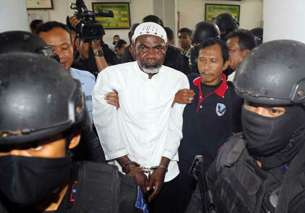 nigerian death row asia