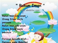 Rukun Iman - Indonesian Kids Song