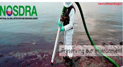 2018 National Oil Spill Detection And Response Agency Recruitment - Application Portal