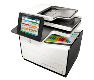 HP PageWide Managed Color Flow MFP E58650z Driver Download