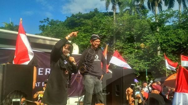 Ki Gendeng Pamungkas: Demo Anti Anies Didanai Taipan Reklamasi