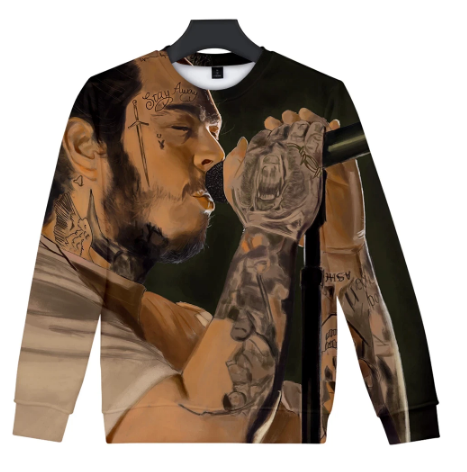 Instructions to Dress up Your Sorority of Post Malone Sweatshirts