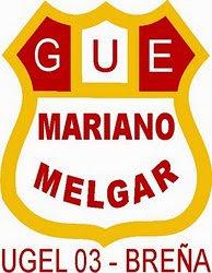 colegio MARIANO MELGAR