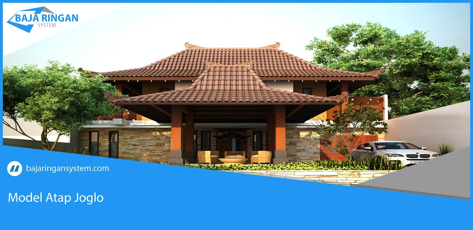 720 Foto Desain Rumah Baja Ringan HD Gratid Yang Bisa Anda Tiru