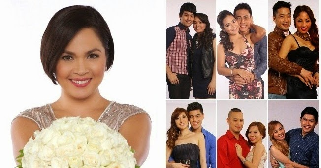 9 Couples Embark Journey In I Do On August 30 2014 The Summit