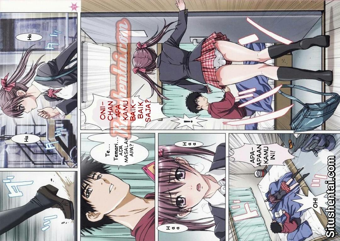 Komik Hentai Dientot kakak Yanga Sakit