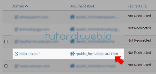 Cara Mengatasi Berkas ini Tidak Diizinkan 2 Pilih Document Root
