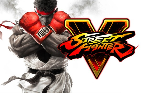 Street Fighter V PC street fighter v capa