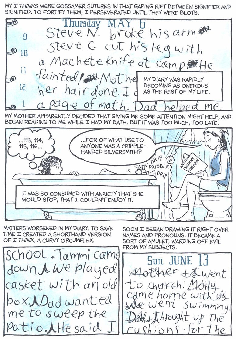 Read Fun Home: A Family Tragicomic - Chapter 5, Page 21