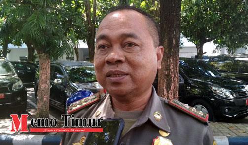 Kepala Satpol PP Lumajang Drs. Basuni