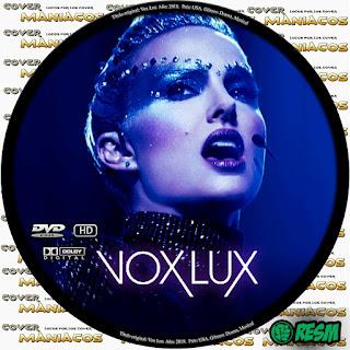 GALLETA VOX LUX - 2018 [COVER DVD]